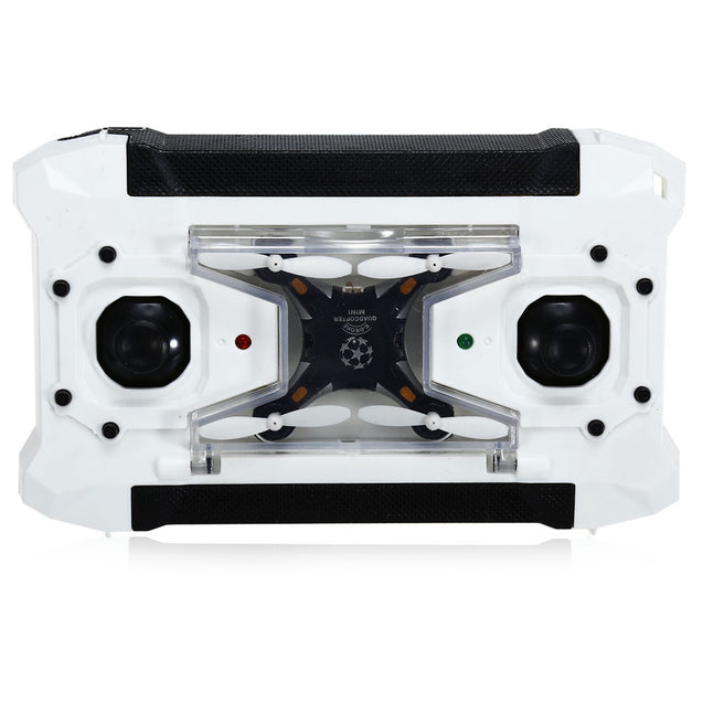 Coupcou.com: SBEGO - 124 2.4G 4CH 6-Axis Gyro RTF Remote Control Pocket Quadcopter Toy
