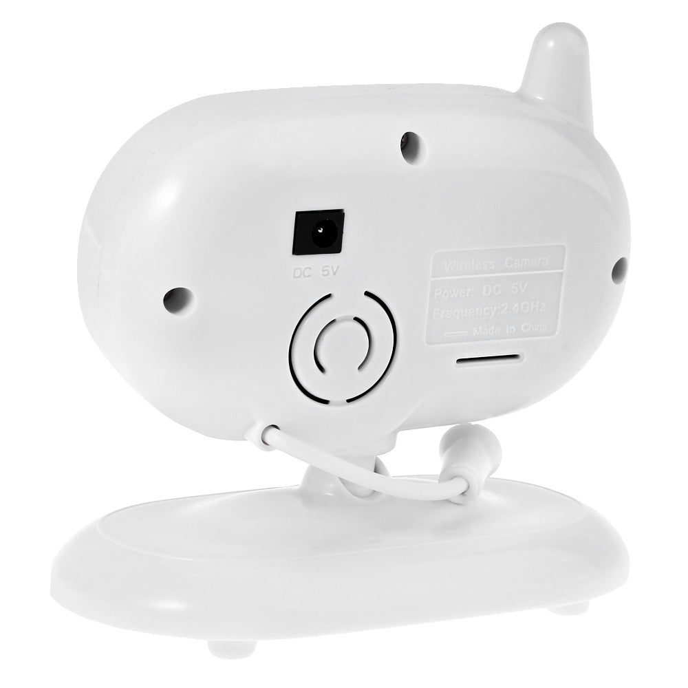 850 Wireless Digital Baby Monitor 3.5 inch LCD Screen Two Way Speak Night Vision Lullaby