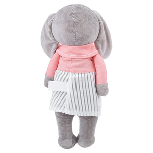 Coupcou.com: Metoo Cute Stuffed Cartoon Elephant Design Babies Plush Toy Doll for Kids Birthday / Christmas Gift