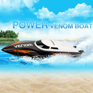 Coupcou.com: UDI 001 Tempo Power Venom 2.4G RC Boat with Auto Rectifying Deviation Direction Function