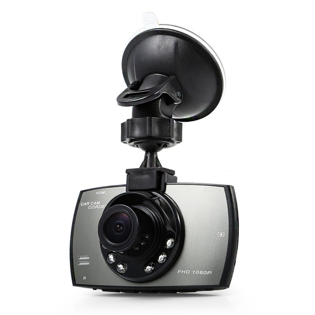 Coupcou.com: G30 1080P Full HD Car DVR Camera 170 Degree Wide Angle 2.4 inch Screen G-sensor Motion Detection Loop Cycle Recording Night Vision