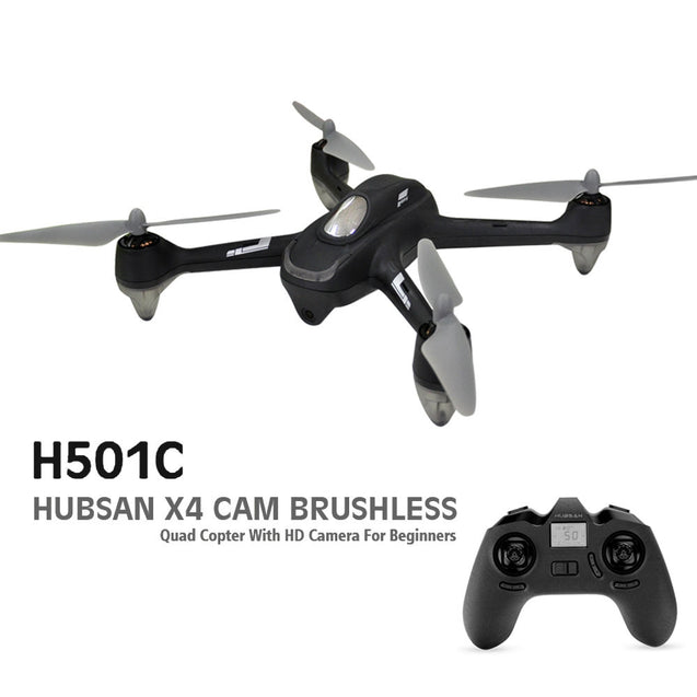 Coupcou.com: Hubsan X4 H501C Brushless GPS RC Quadcopter with 1080P HD Camera