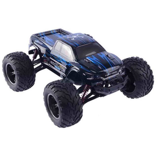 Coupcou.com: 9115 1 / 12 Scale 2.4G 4CH RC Truck Car Toy with 2 - Wheel Driven Electric Racing Truggy
