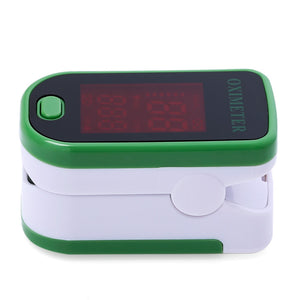 Coupcou.com: LED Display Design Fingertip Pulse Oximeter Spo2 PR Monitor Blood Oxygen
