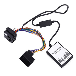 Coupcou.com: Car MP3 Interface USB / SD Data Cable Audio Digital CD Changer for BMW / Mini / Rover