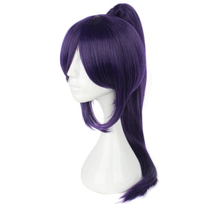 Coupcou.com: 64CM Long Full Wigs with Ponytail Synthetic Hair Anime Cosplay Party for Sunshine Aqours Matsuura Kanan Figure