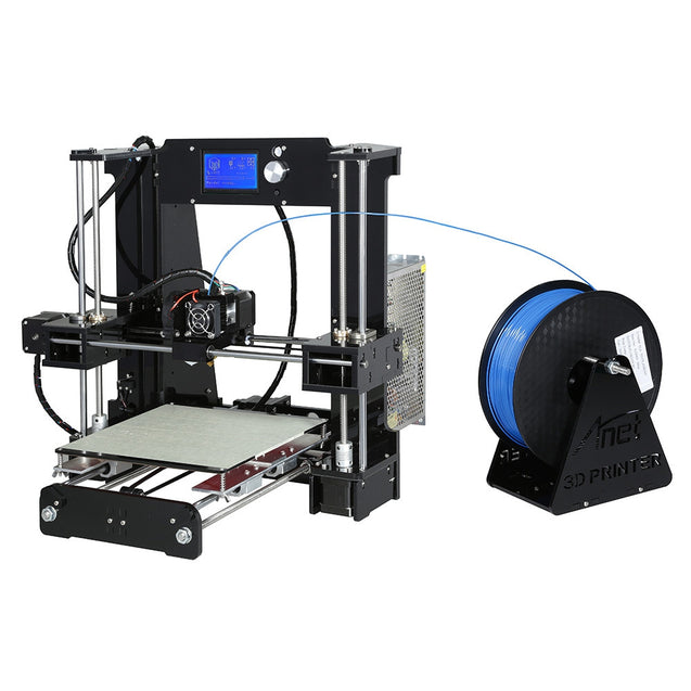 Coupcou.com: Anet A6 3D Desktop Printer Kit LCD Screen Display with TF Card Off-line Printing Function
