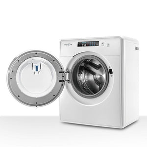 Coupcou.com: Mini Front Load Washing Machine Low Noise Operation Electric Washer