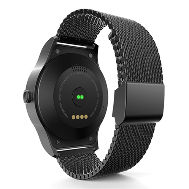 Coupcou.com: SMA - R Heart Rate Monitor Smart Watch Dual Bluetooth Wristband