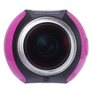 Coupcou.com: 220 Degree Wide Angle 8 Megapixel Waterproof Camera Video Recorder