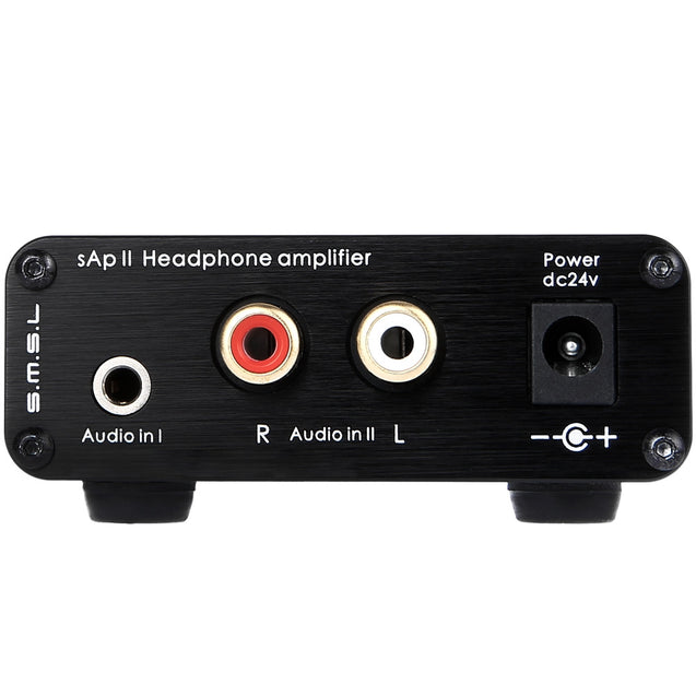 Coupcou.com: SMSL SAP - II TPA6120A Dual Input Interchangeable OP Amplifier Support Power Protection Function