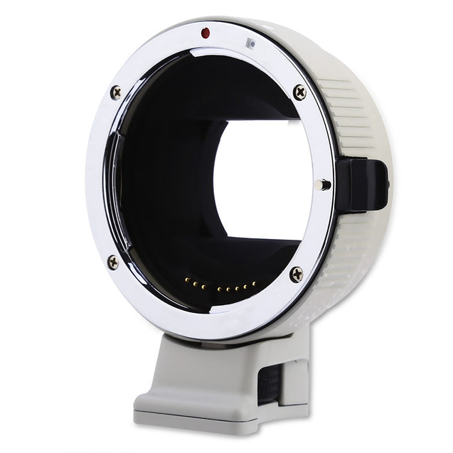 Coupcou.com: Commlite CM - EF - NEX B Electronic Aperture Control Lens Mount Adapter Ring for Sony to Canon