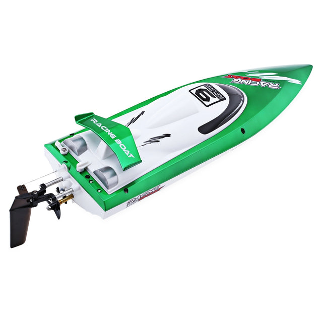 Coupcou.com: FeiLun FT009 2.4G RC Racing Boat High Speed Yacht