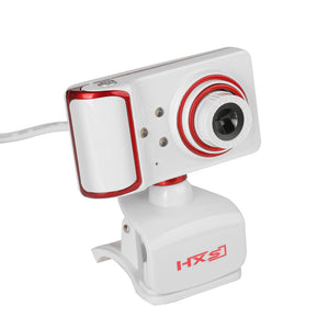 Coupcou.com: USB Webcam Rotatable Focus Angle Clip Style PC Camera