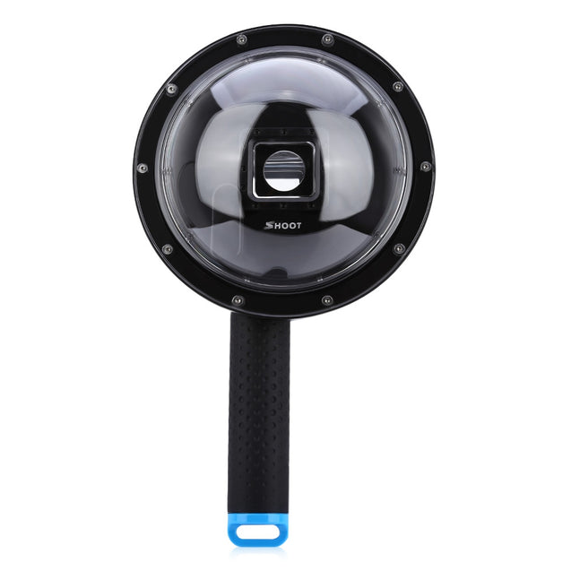 Coupcou.com: SHOOT XTGP319 6 inch Wide Angle Correctional Underwater Dome Port 1.5 Lens Housing for GoPro 4 / 3+ Action Camera