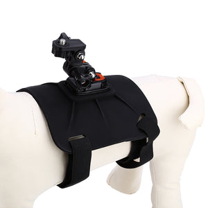 Coupcou.com: CA37 Universal Accessory Adjustable Dog Back Strap Belt for Action Camera