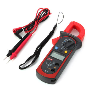 Coupcou.com: UNI-T UT201 LCD Digital Clamp Multimeter Auto Range Handhold Test Device