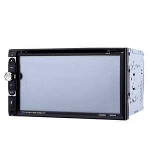 Coupcou.com: F6065B 6.95 inch Car Audio Stereo DVD Player 12V Auto Video Remote Control Camera