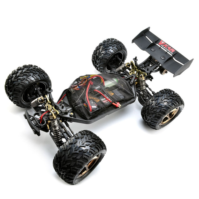 Coupcou.com: VKAR RACING BISON V2 1:10 80 - 90km/h 2.4GHz 2CH 4WD Waterproof Brushless RC Truck - RTR
