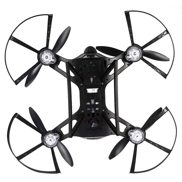 Coupcou.com: GTENG T905F 2.4GHz 4CH 6 Axis Gyro RC Quadcopter 5.8G FPV Air Press Altitude Hold with HD Camera