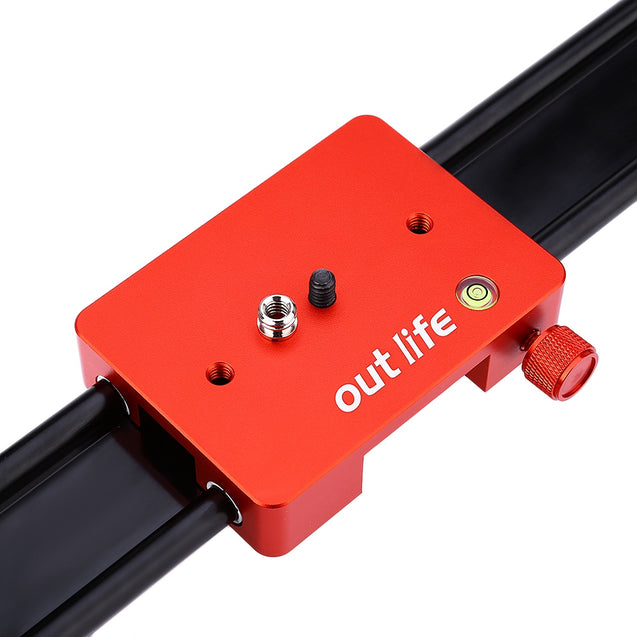 Coupcou.com: Outlife WH60 - W 24 inch DSLR Camcorder Camera Track Dolly Slider Video Stabilization System