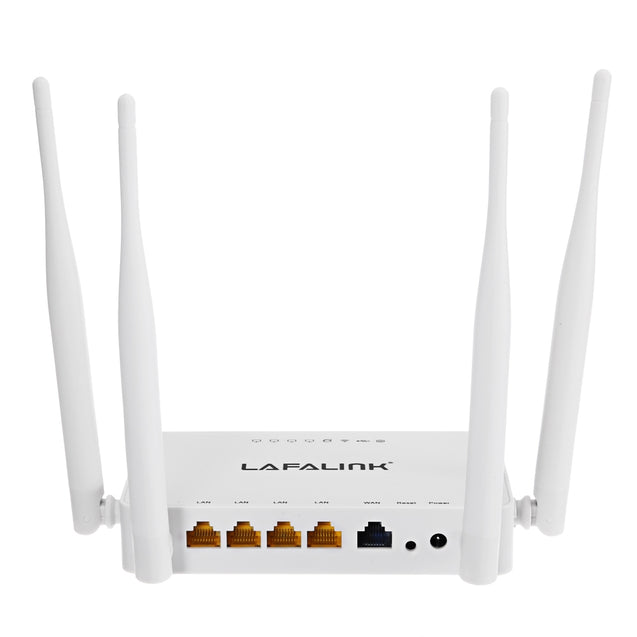 Coupcou.com: LAFALINK LF - R190 High Power 2.4GHz 300Mbps 802.11n Wireless Router