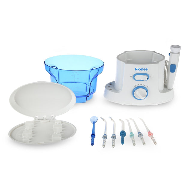 Coupcou.com: Nicefeel FC168 Dental Flosser Water Jet Oral Care Teeth Cleaner Irrigator Series