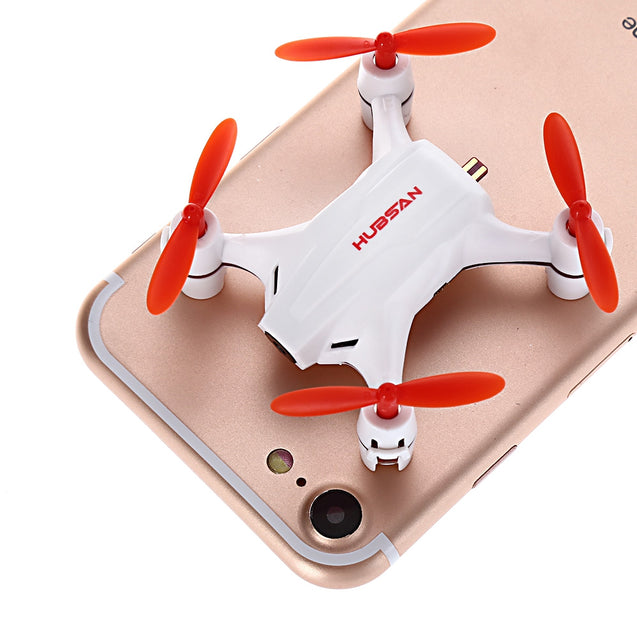 Coupcou.com: HUBSAN H002 0.3MP 2.4GHz 4CH 6 Axis Gyro Nano Brushed RC Quadcopter with Headless Mode