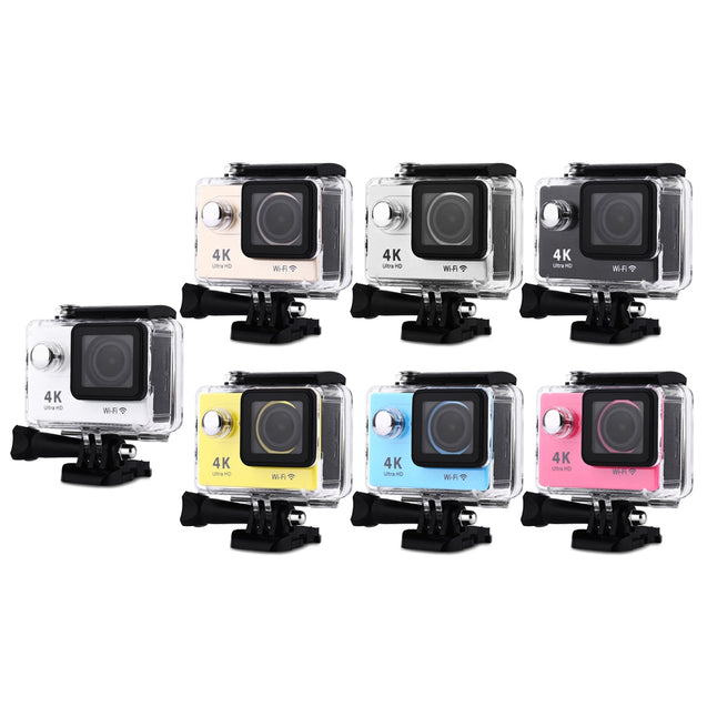 Coupcou.com: H9 1080P 4K / 30fps 30M Waterproof WiFi Action Sport Video Camera