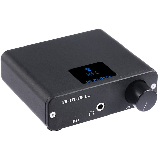 Coupcou.com: SMSL B1 NFC Wireless Bluetooth 4.2 Audio Receiver Decoder