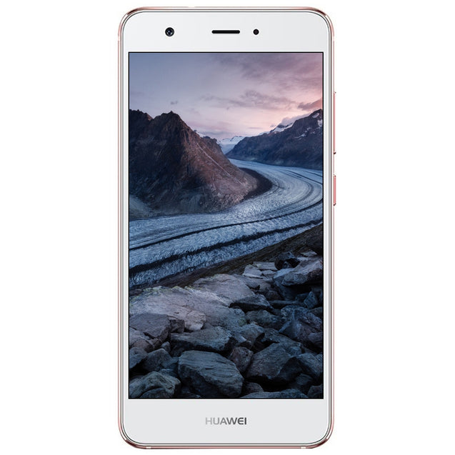 Coupcou.com: HUAWEI nova ( CAZ-AL10 ) 5.0 inch Android 6.0 4G Smartphone FHD In-Cell Screen Snapdragon 625 Octa Core 2.0GHz 4GB RAM 64GB ROM Type-C Fingerprint Sensor