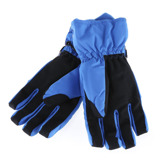 Coupcou.com: Marsnow Paired Waterproof Windproof Thicken Warm Protection Anti-slip Skiing Mountaineering Gloves