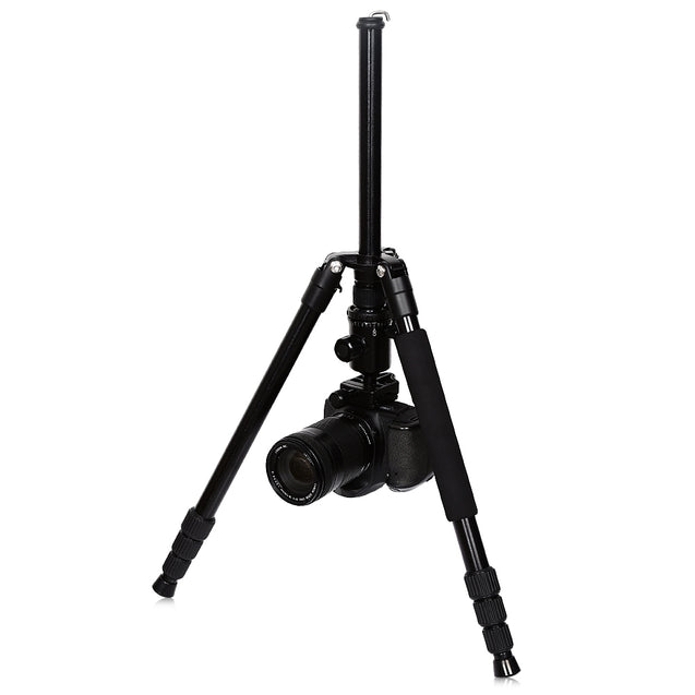 Coupcou.com: TRIOPO MT258 63 inch Aluminum Alloy Camera Video Tripod Monopod with Quick Release Plate