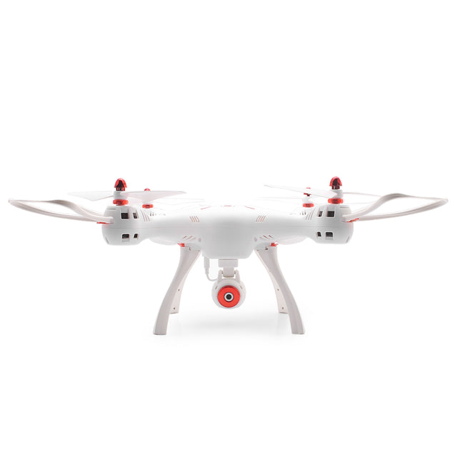 Coupcou.com: Syma X8SW RC Drone RTF WiFi FPV 0.3MP Camera / 2.4GHz 4CH 6-axis Gyro / Air Press Altitude Hold