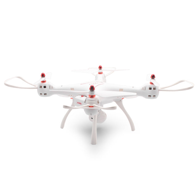 Coupcou.com: Syma X8SC RC Drone RTF 2MP Camera / 2.4GHz 4CH 6-axis Gyro / Air Press Altitude Hold