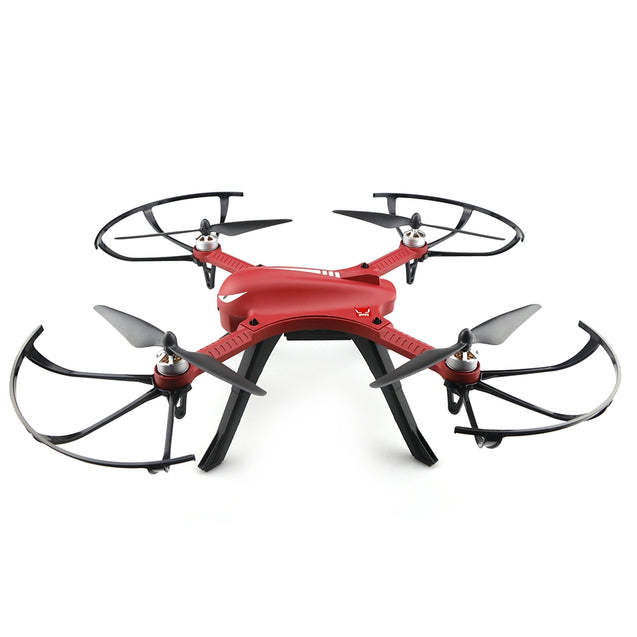 Coupcou.com: MJX B3 Bugs 3 RC Quadcopter RTF Two-way 2.4GHz 4CH with Action Camera Bracket