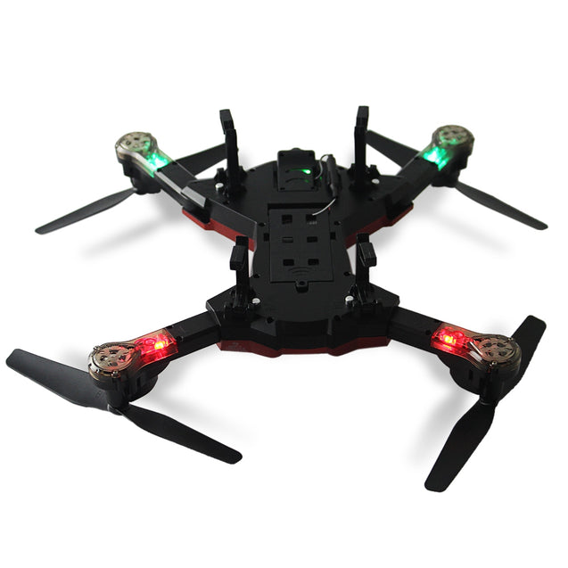 Coupcou.com: Skytech TK110HW Foldable RC Drone RTF WiFi FPV / 0.3MP Camera / Air Press Altitude Hold / G-sensor / Headless Mode / Waypoints / Hand Launching