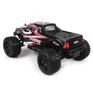 Coupcou.com: ZD Racing 10427 - S 1:10 Big Foot RC Truck RTR 2.4GHz 4WD / Splashproof 45A ESC / 3.5kg High-torque Servo