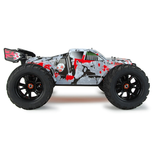 Coupcou.com: DHK HOBBY 8384 1:8 4WD Off-road Racing Truck RTR 70km/h / Wheelie / High-torque Servo