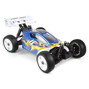 Coupcou.com: ZD Racing 08425 1:8 RC Off-road Running Truck RTR 2.4GHz 4WD / 9kg High-torque Servo / Shock Absorbers