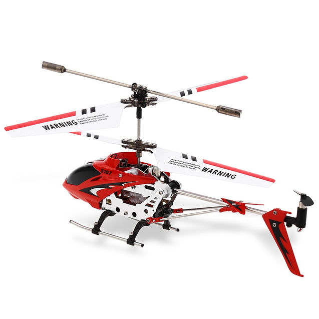 Coupcou.com: Syma S107G 3CH Remote Control Helicopter Alloy Copter with Gyroscope