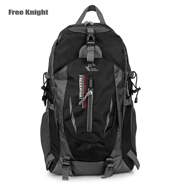 Coupcou.com: Free Knight Outdoor Hiking Rucksack Water Resistant Fabric Backpack Travel Necessity Bag