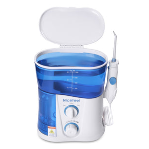 Coupcou.com: Nicefeel Professional Dental Flosser Water Jet Oral Care Teeth Cleaner Irrigator Series
