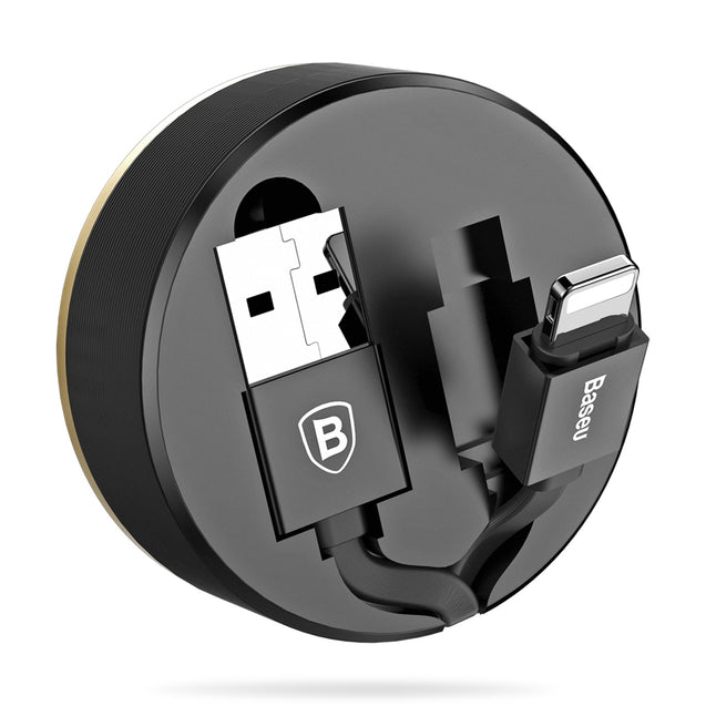Coupcou.com: Baseus New Era Storage Type 8 Pin 2A Charging Data Cable 0.9M