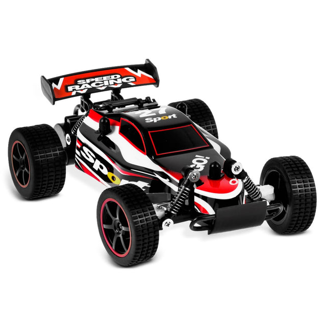 Coupcou.com: Jule 23211 1:20 Brushed RC Car RTR Splashproof / 2.4GHz 2WD / Impact-resistant PVC Shell