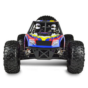 Coupcou.com: VRX Racing RH1045 1:10 Brushless RC Truck RTR 40km/h / Rear Axle Design