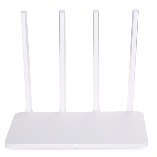 Coupcou.com: Original Xiaomi Mi 300Mbps 2.4GHz WiFi Router 3C Signal Booster with 4 Antenna English Version