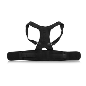 Coupcou.com: Adjustable Posture Corrector Magnetic Position Correction Brace Support Back Belt