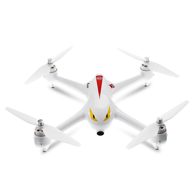 Coupcou.com: MJX Bugs 2 B2C Brushless RC Drone RTF 2MP Camera 1080P Full HD / GPS Positioning / 2.4GHz 4CH Dual-way Transmitter