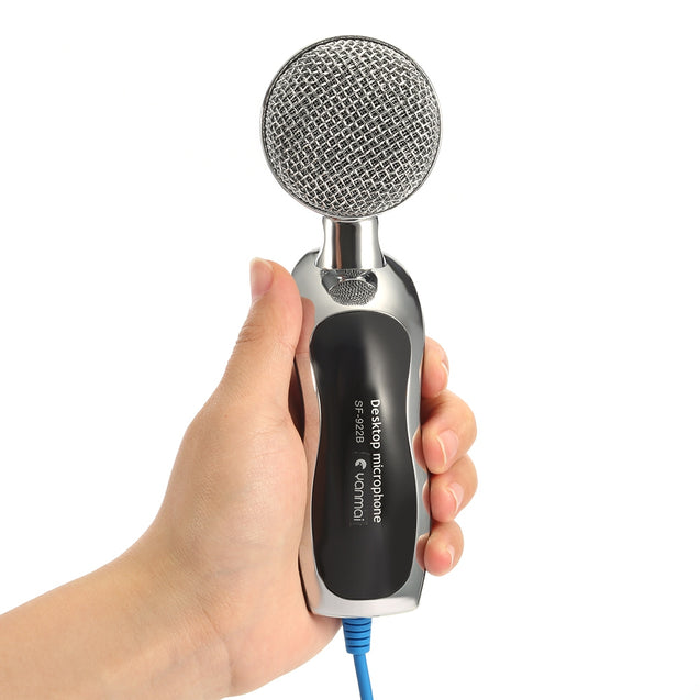 Coupcou.com: Yanmai SF-922B USB Condenser Microphone Mic Studio Audio Sound with Stand